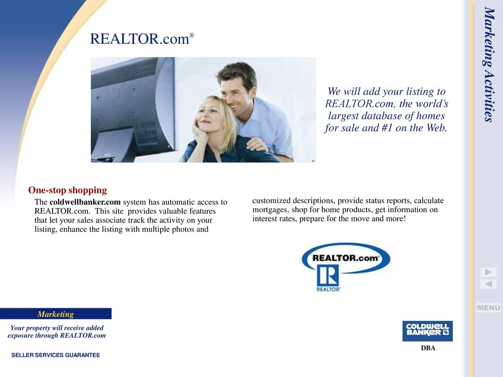 Seller Services Proposal Ppt Download Circuit Board Design Online Shoppingthe World Largest 25 Realtorcom Marketing Activities