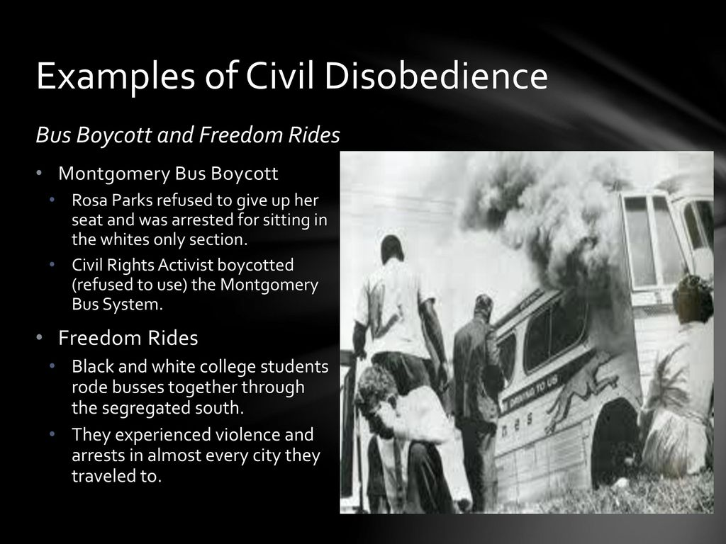 Civil Rights Day 1 Events People Tactics Ppt Download