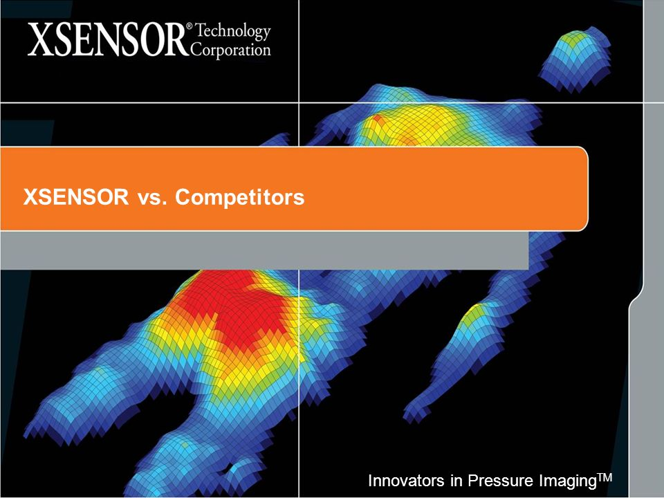 XSENSOR vs. Competitors