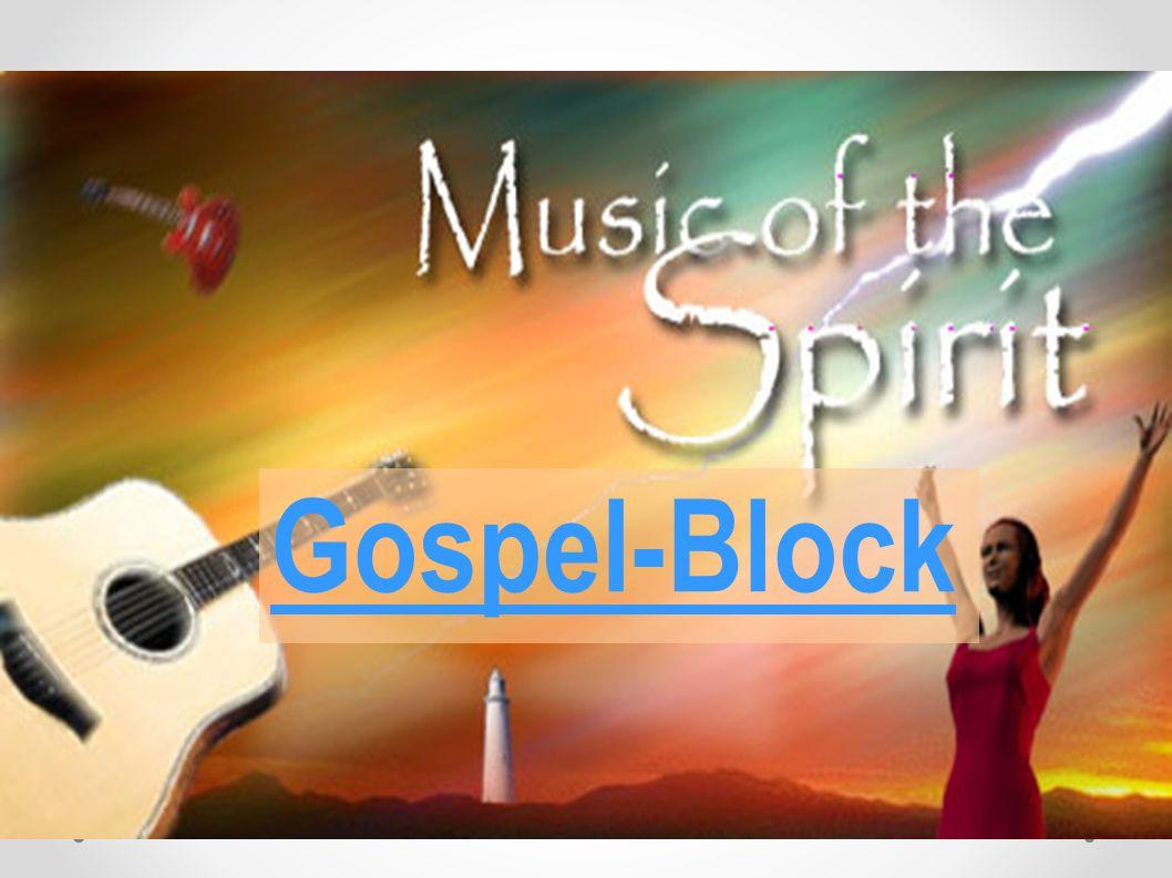 Gospel-Block