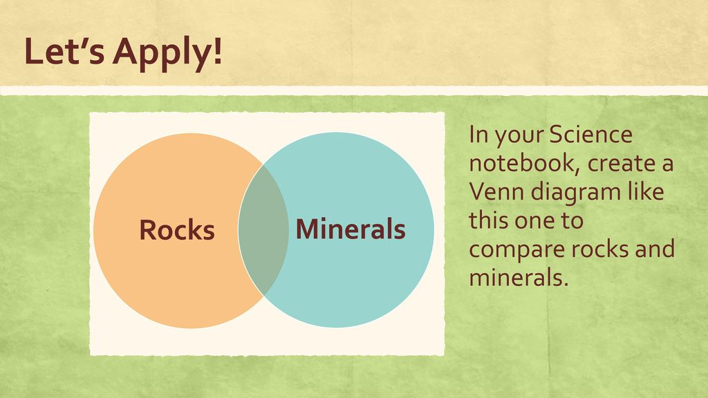 Rocks and minerals chapter 2 lesson ppt download rocks minerals ccuart Choice Image