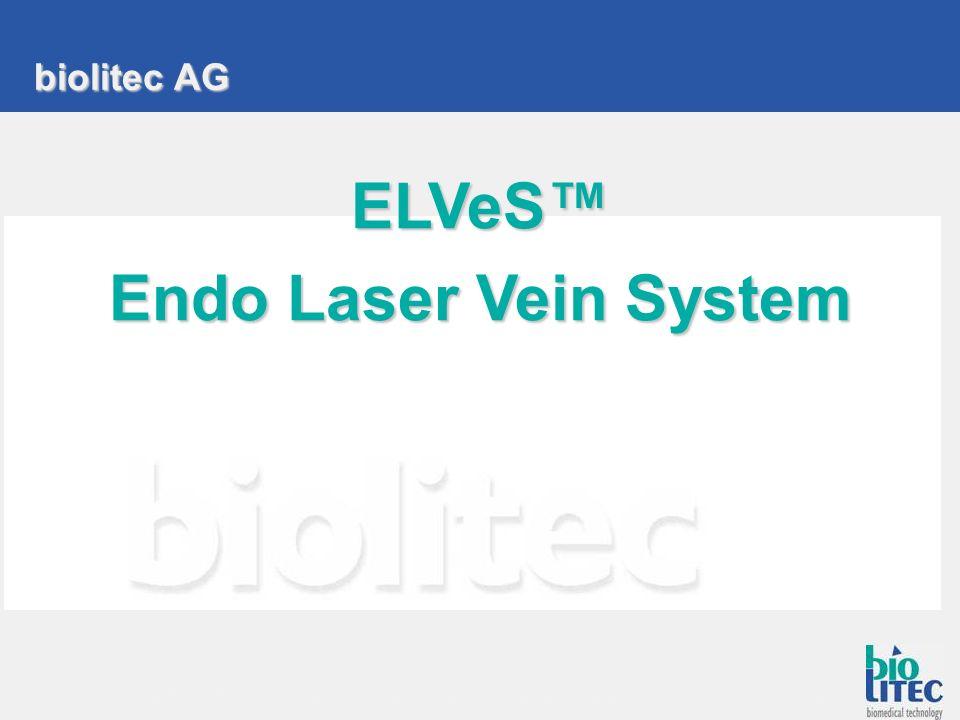 ELVeS™ Endo Laser Vein System