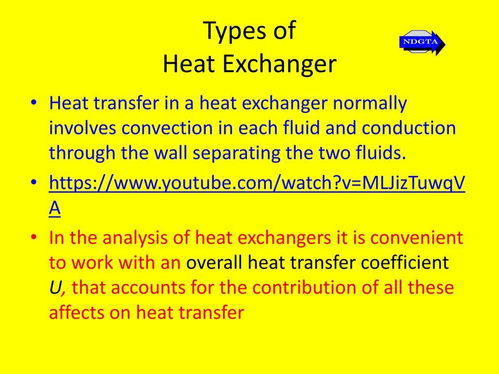 heat exchanger youtube