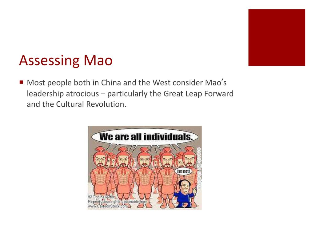 Mao\'s China ppt download