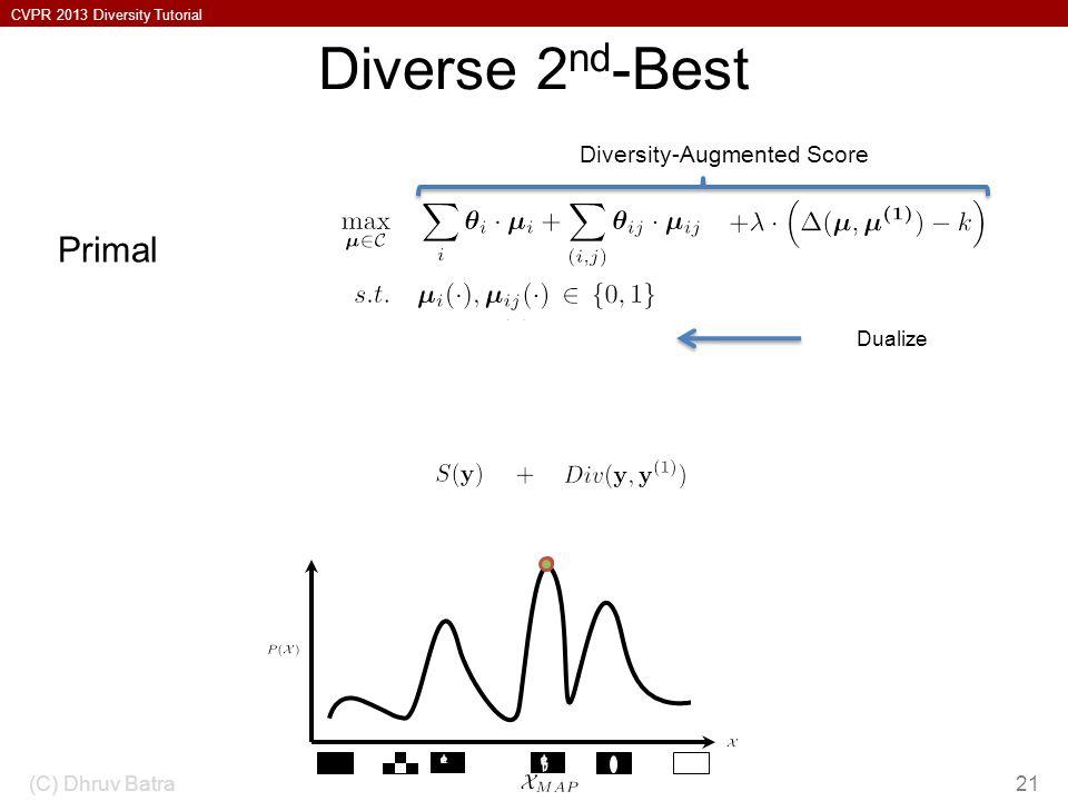 Diversity-Augmented Score