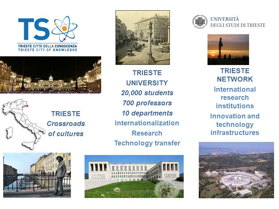 International research institutions