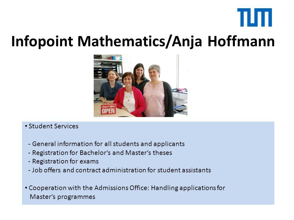Infopoint Mathematics/Anja Hoffmann