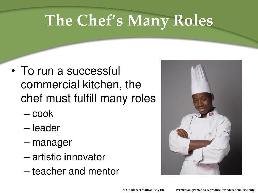 The Professional Chef 5. The Professional Chef ppt download