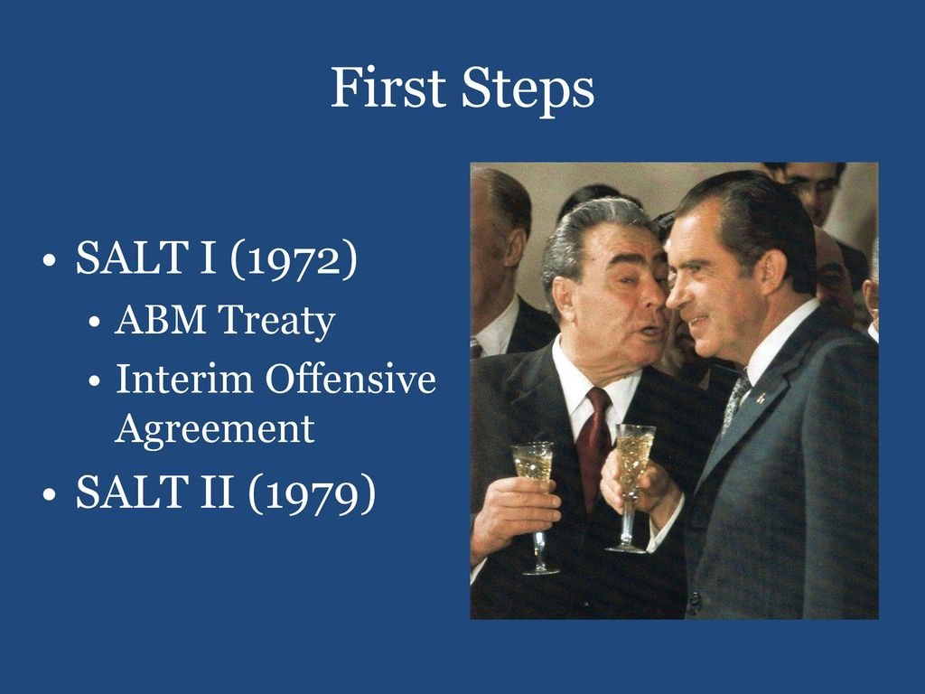The future of us russia nuclear arms control ppt download first steps salt i 1972 salt ii 1979 abm treaty platinumwayz