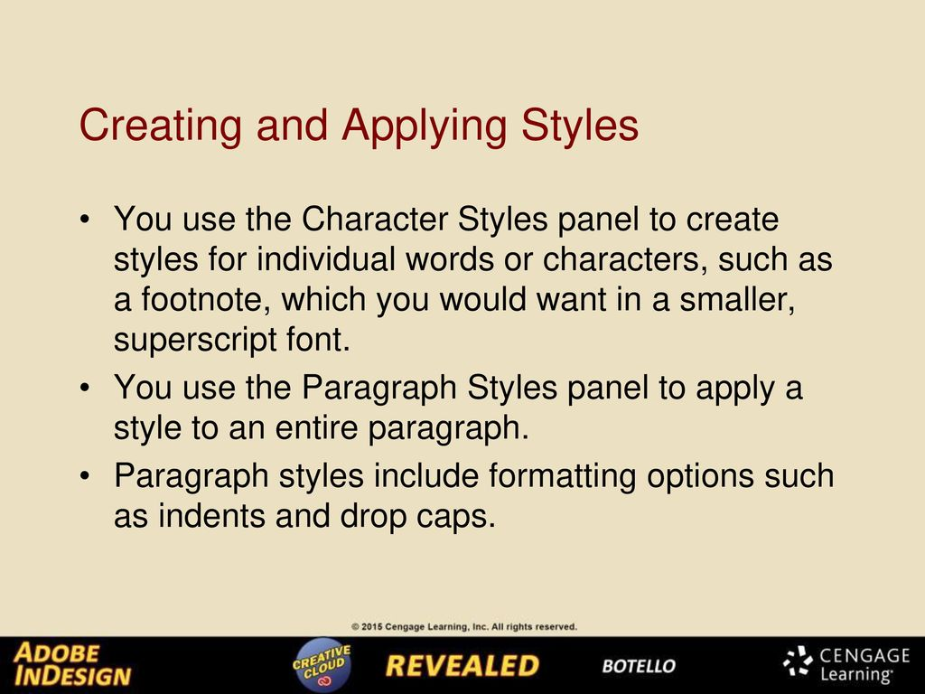 Chapter 2 Working with Text  - ppt download