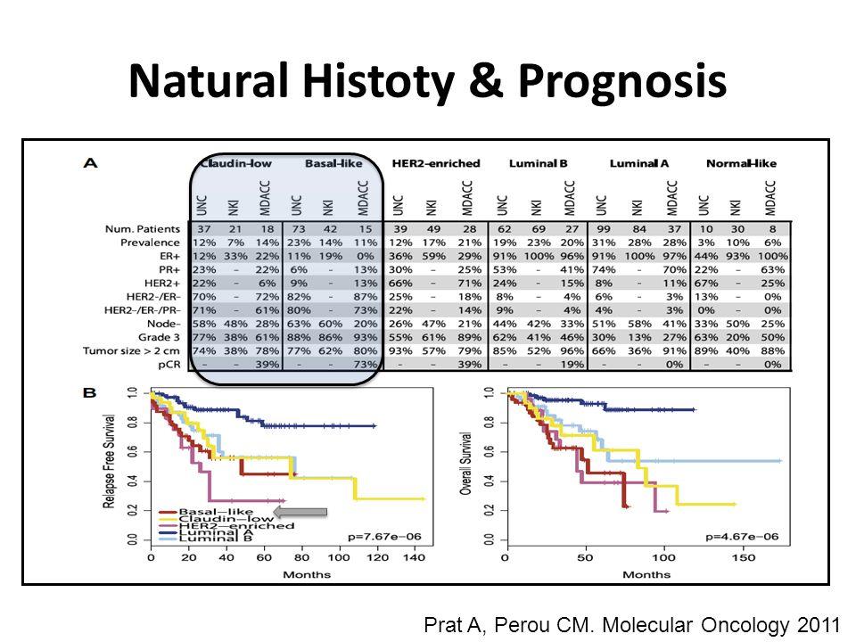 Natural Histoty & Prognosis