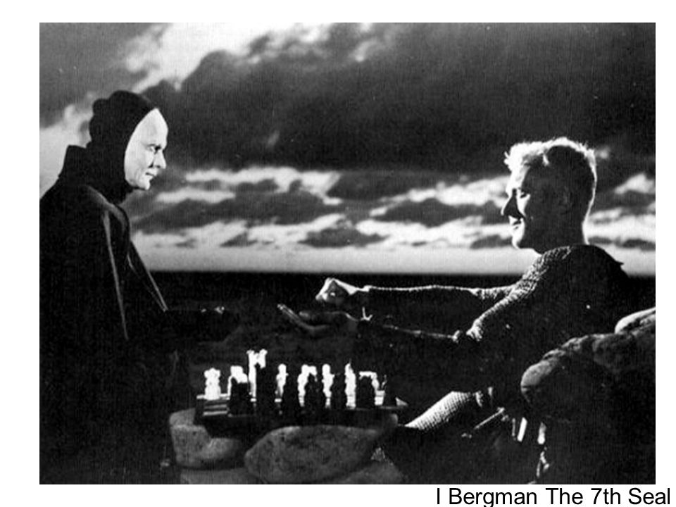 I Bergman The 7th Seal