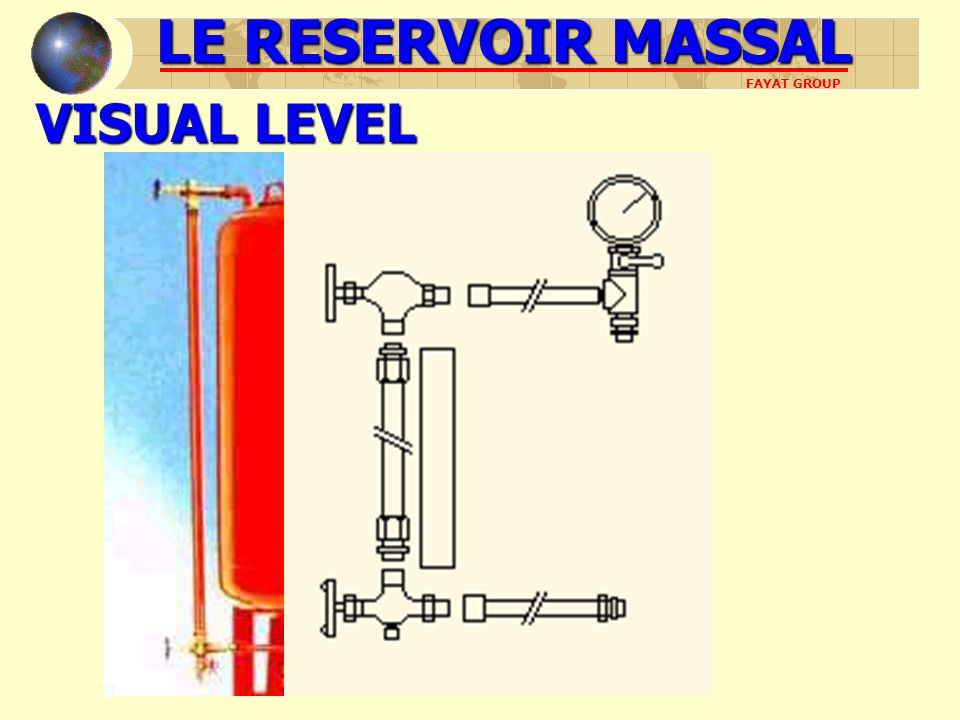 LE RESERVOIR MASSAL FAYAT GROUP VISUAL LEVEL