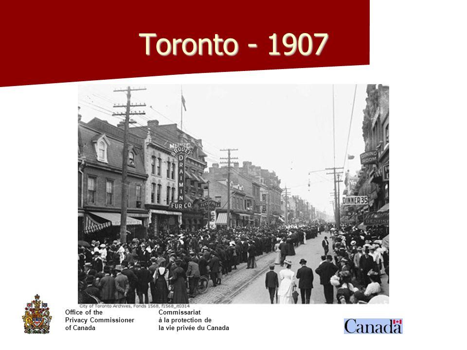 Toronto - 1907