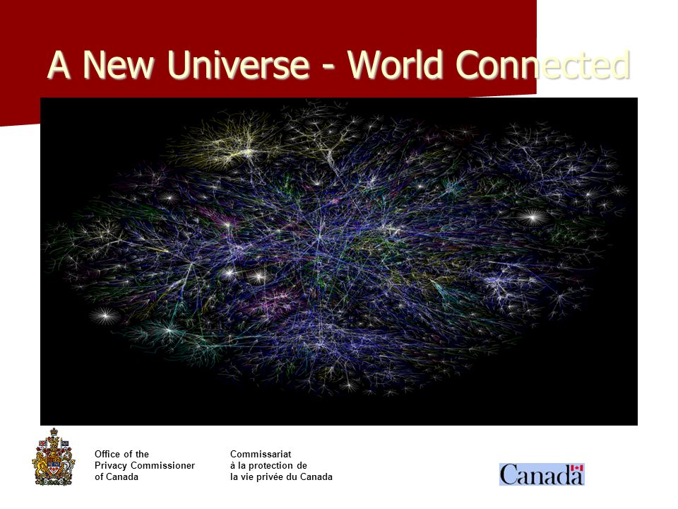 A New Universe - World Connected