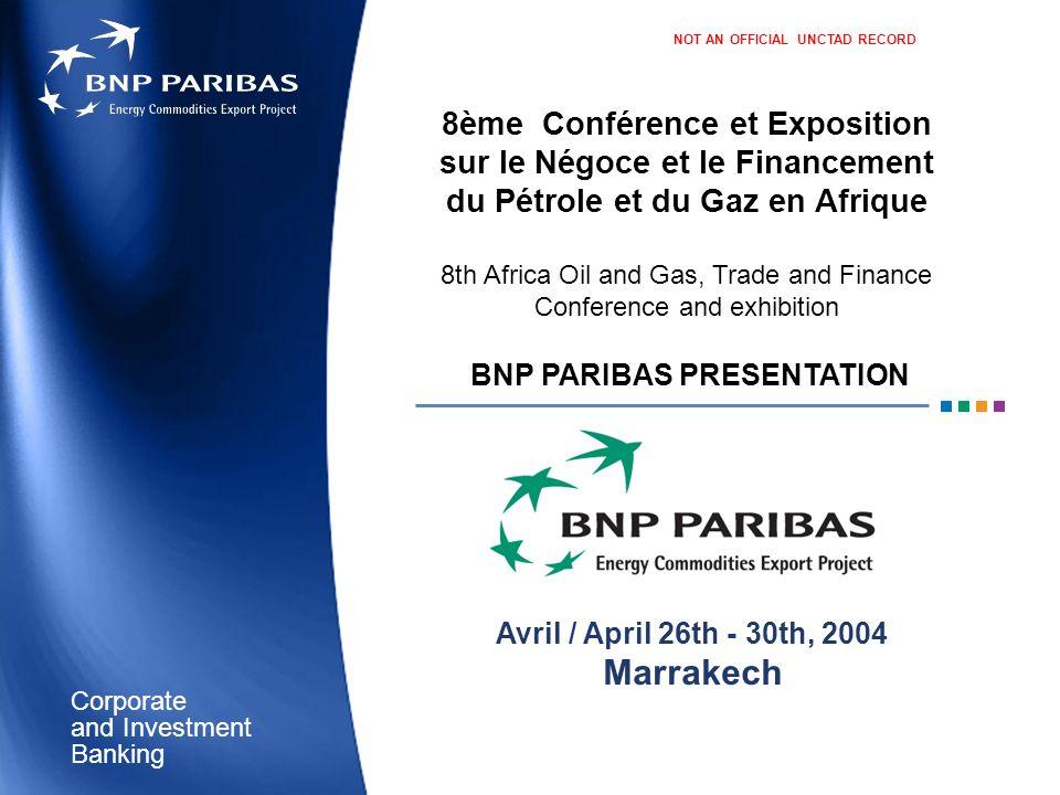 Marrakech 8ème Conférence et Exposition
