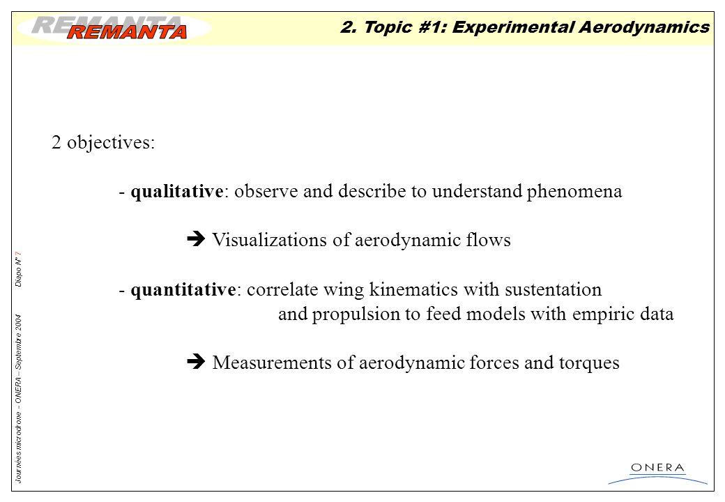 - qualitative: observe and describe to understand phenomena