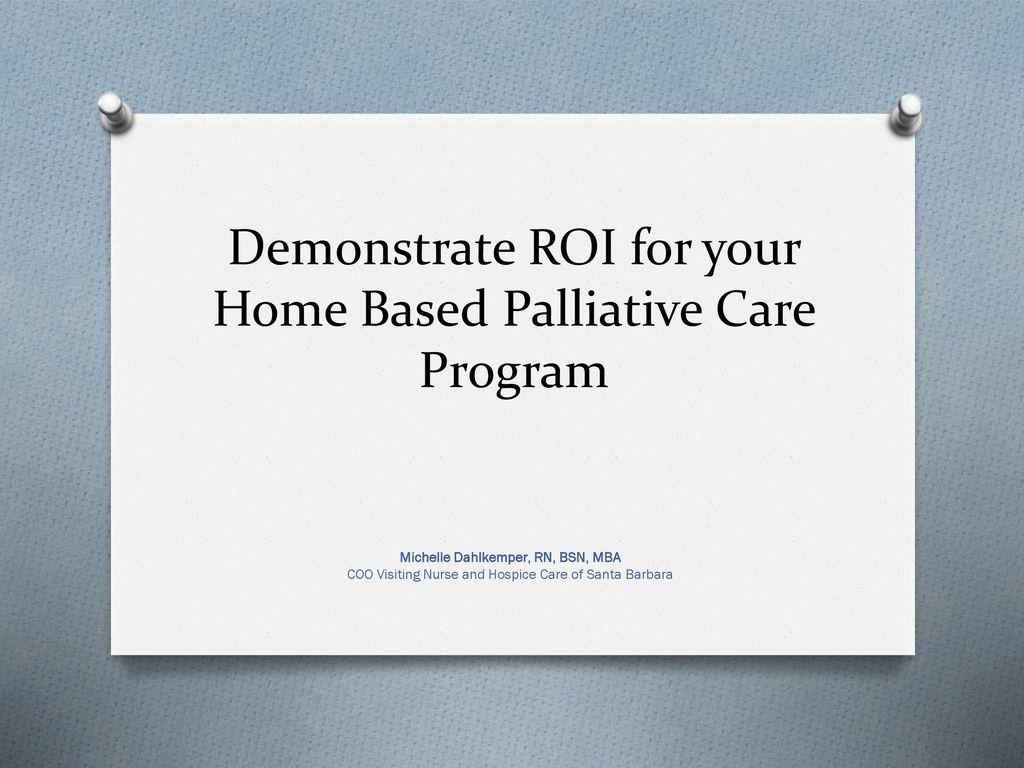 Modern Home Based Palliative Care Model - Home Decorating ...