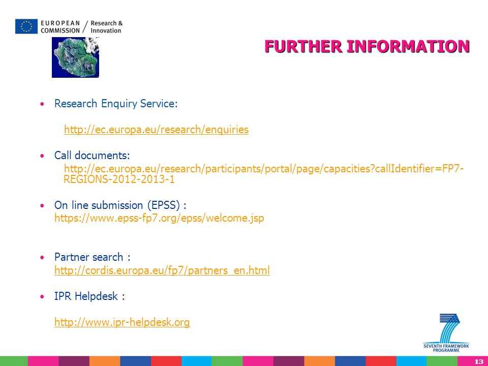 FURTHER INFORMATION Research Enquiry Service: