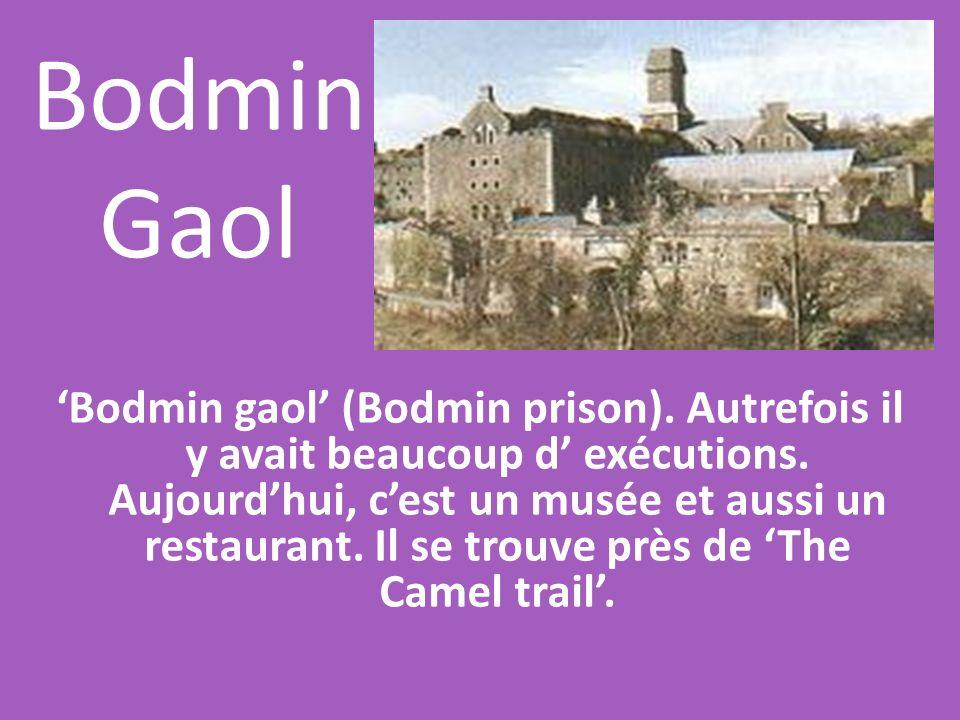 Bodmin Gaol
