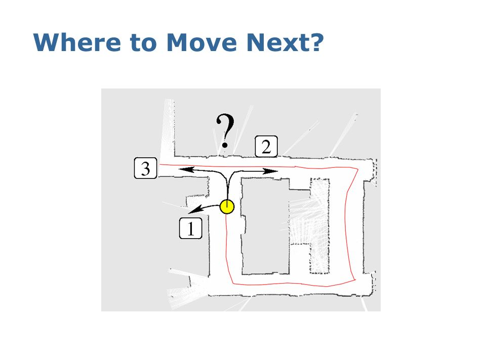 Where to Move Next