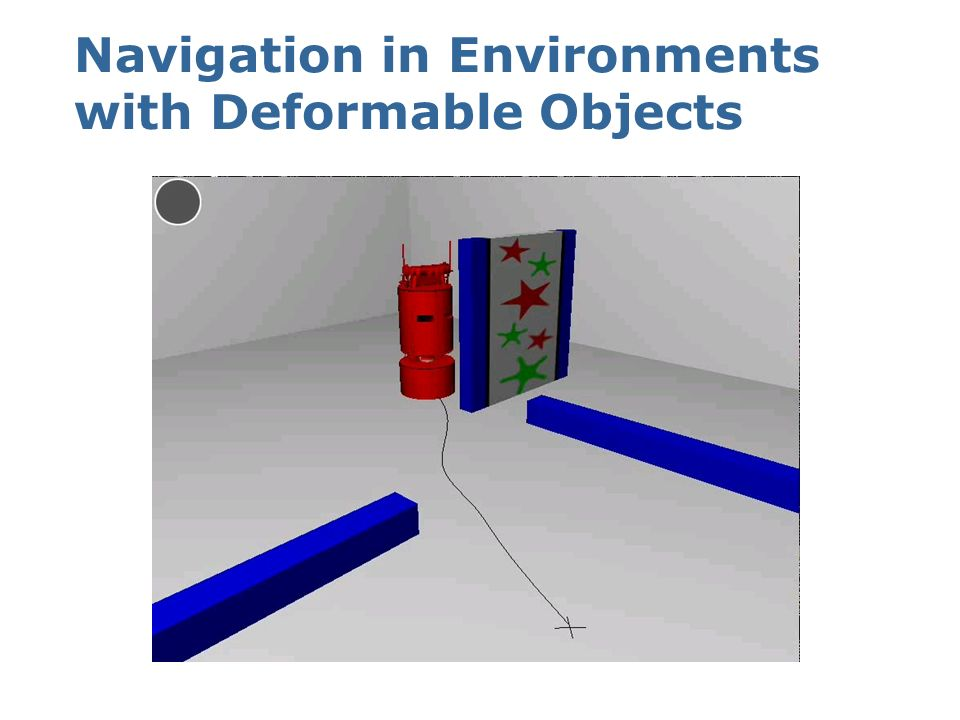 Navigation in Environments with Deformable Objects