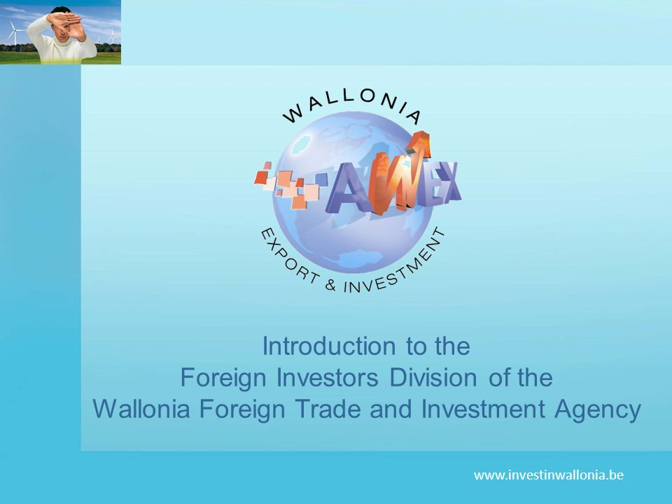 Foreign Investors Division of the