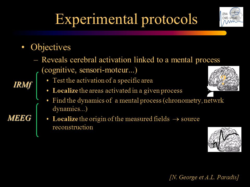 Experimental protocols