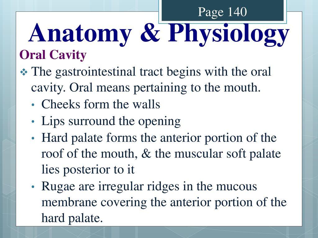 Charmant Anatomy And Physiology Hard Bilder - Anatomie Von ...