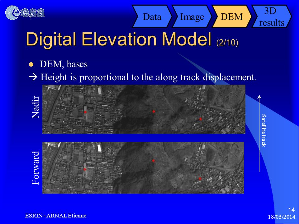Digital Elevation Model (2/10)