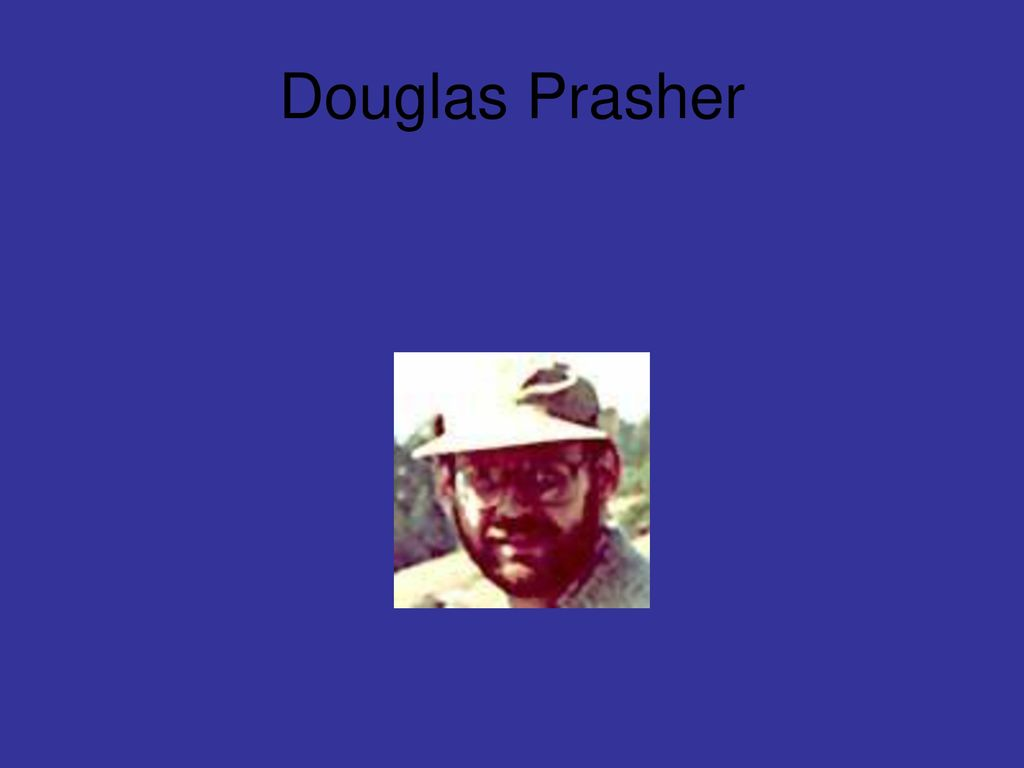douglas prasher