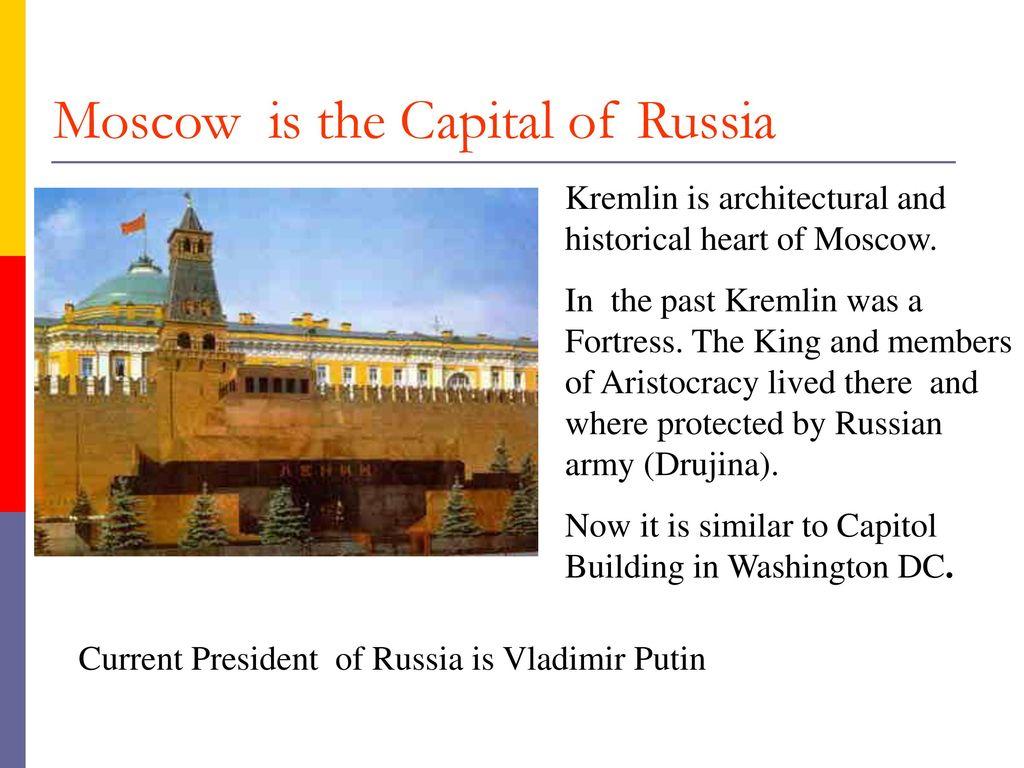rusland flag med putin