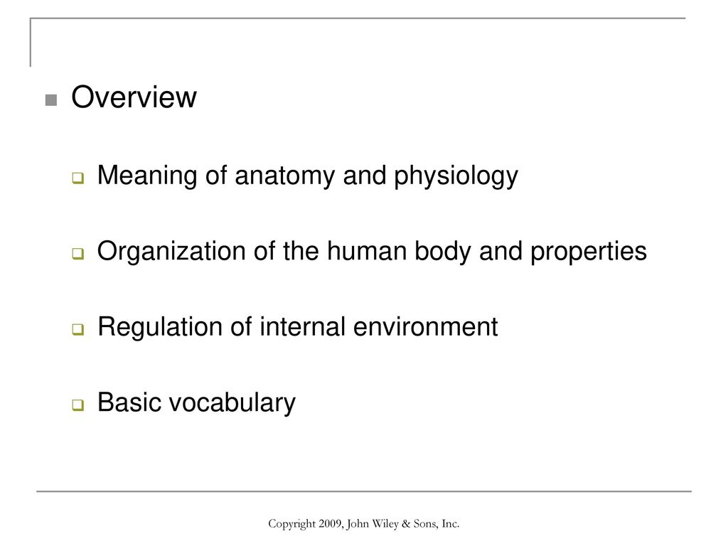 Fancy Wiley Anatomy And Physiology Component - Anatomy Ideas ...