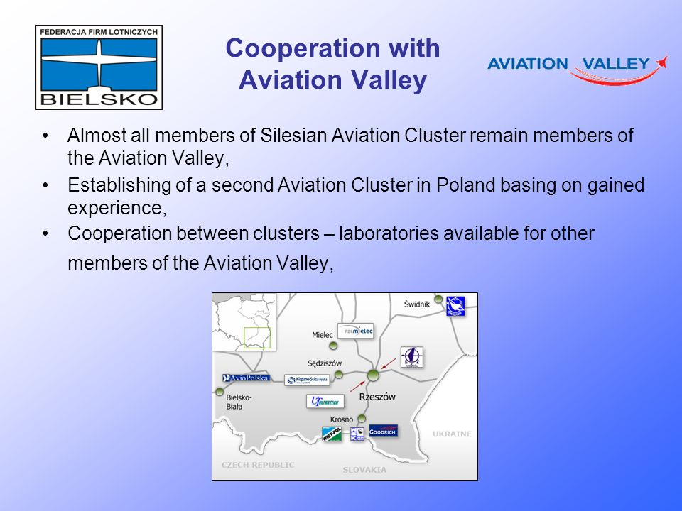 Cooperation with Aviation Valley