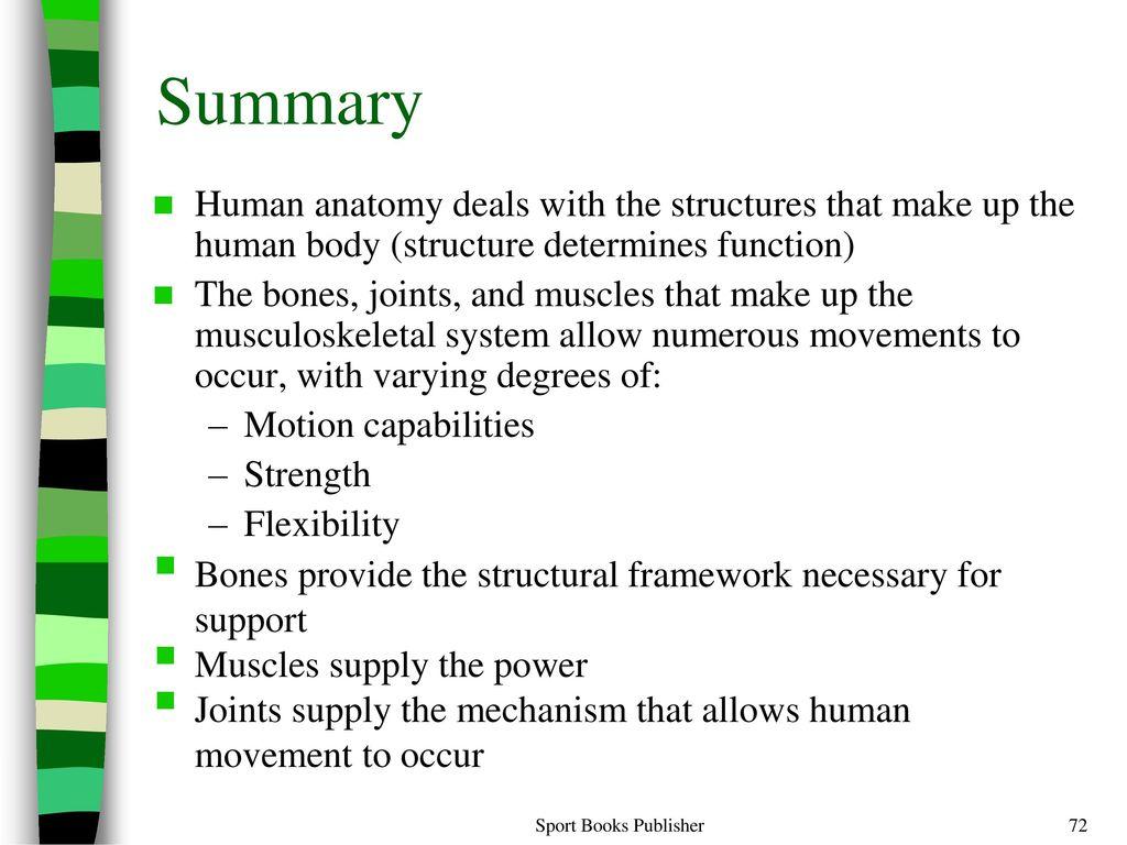 Excelente Anatomy Deals With Componente - Anatomía de Las ...