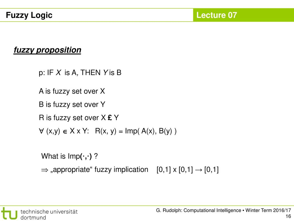 fuzzy logic in r