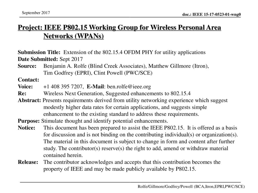 Jul 12, /12/10. Project: IEEE P Working Group for Wireless Personal Area Networks (WPANs)
