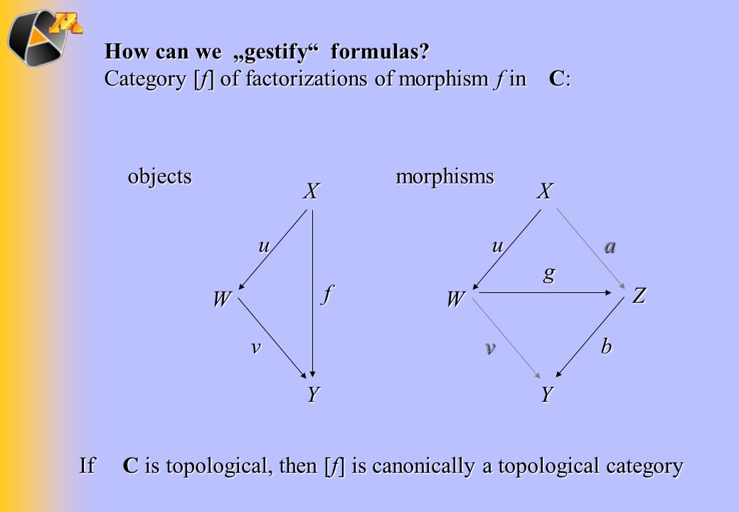 "How can we ""gestify formulas"