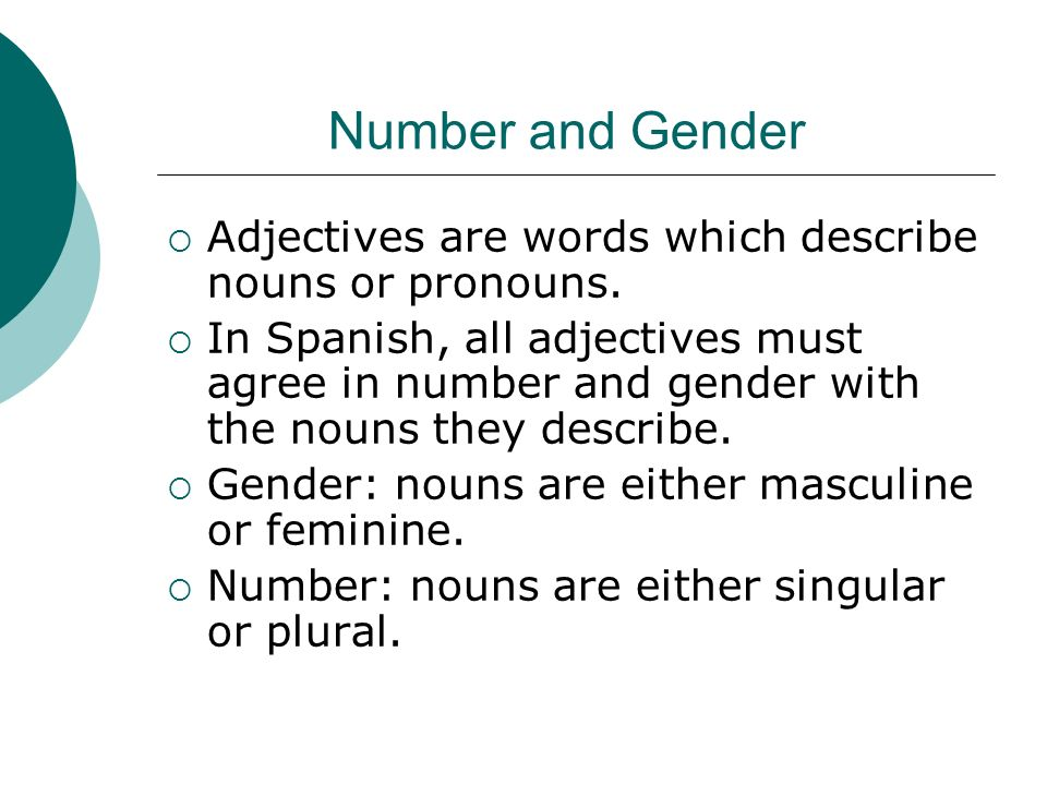 the number of the noun The different types of nouns  running fast, guessing a number) proper nouns a proper noun is the name of a person, place or thing (ie, its own name.