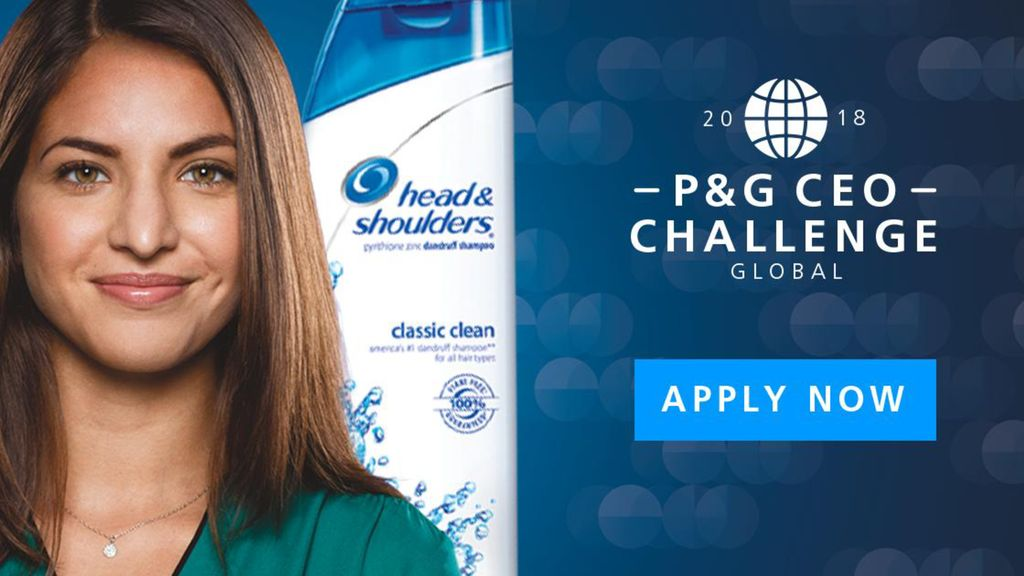 P&G CEO Challenge 2018 Global