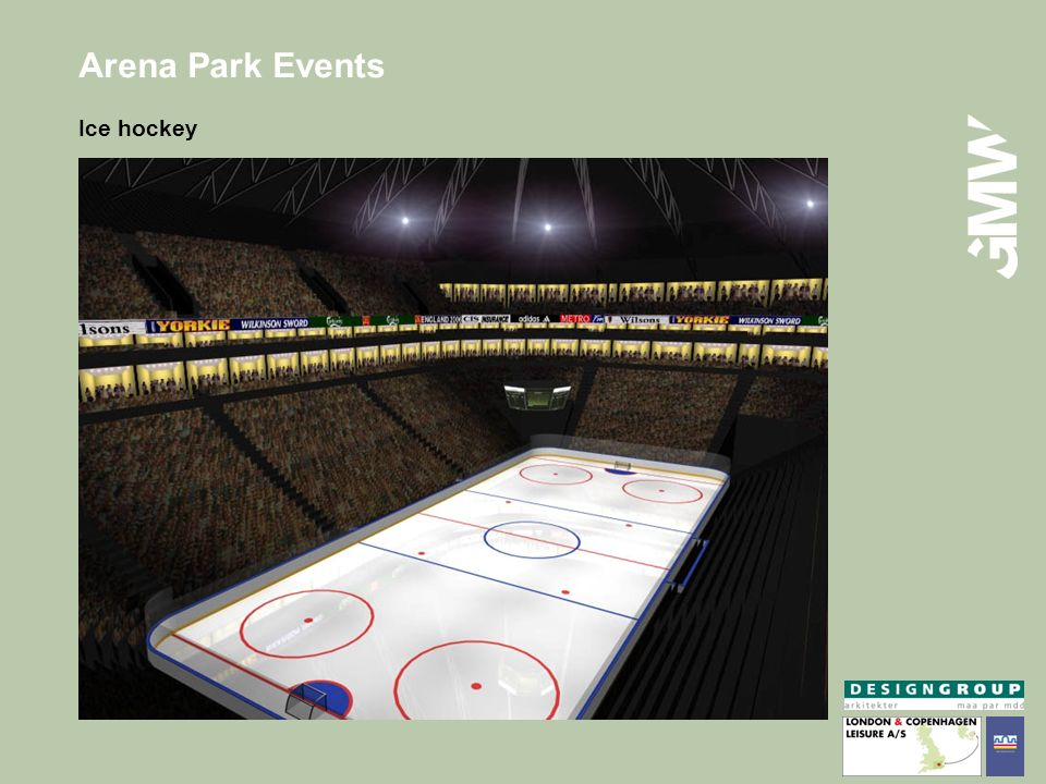 Arena Park Events Ice hockey