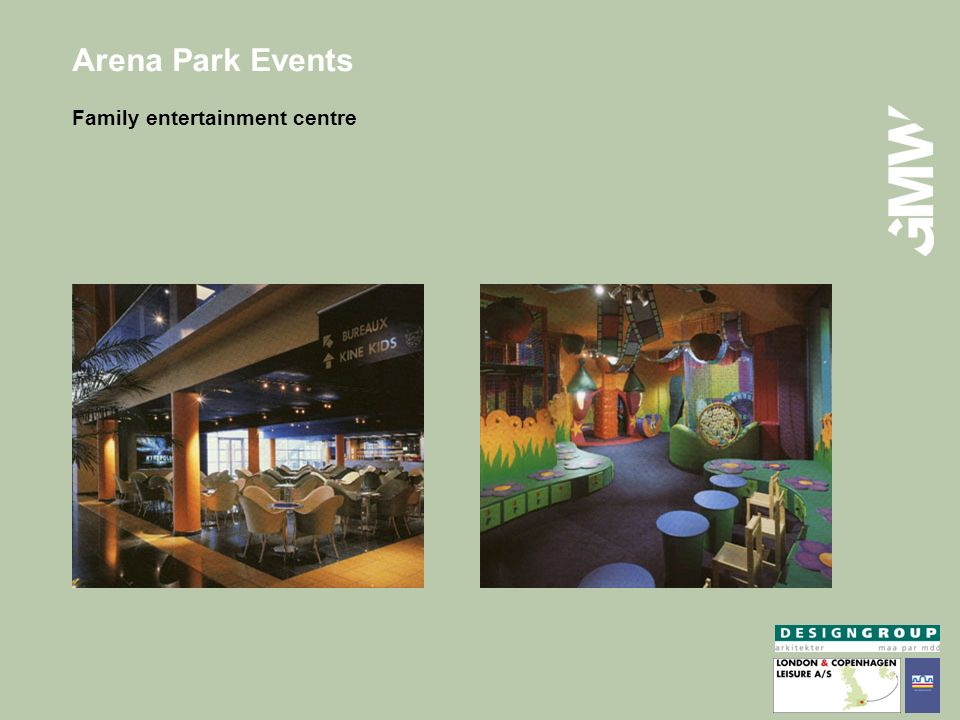 Arena Park Events Family entertainment centre