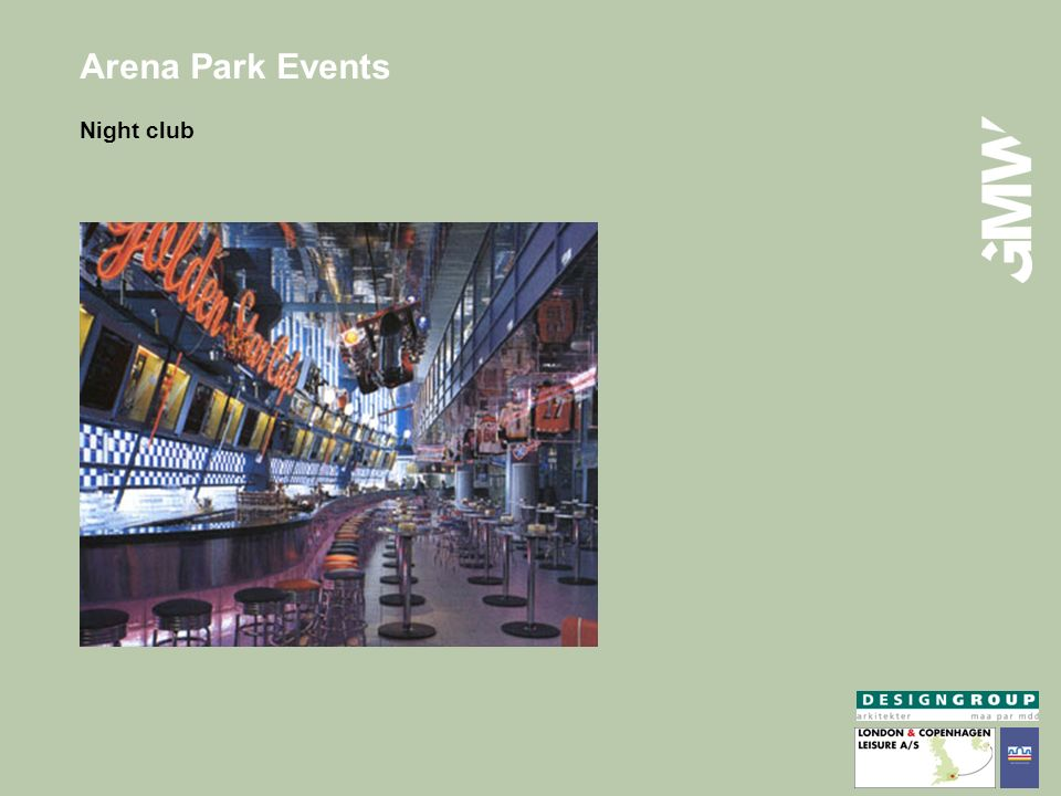 Arena Park Events Night club