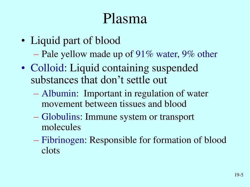 Nice Anatomy And Physiology Chapter 19 Blood Test Image - Physiology ...