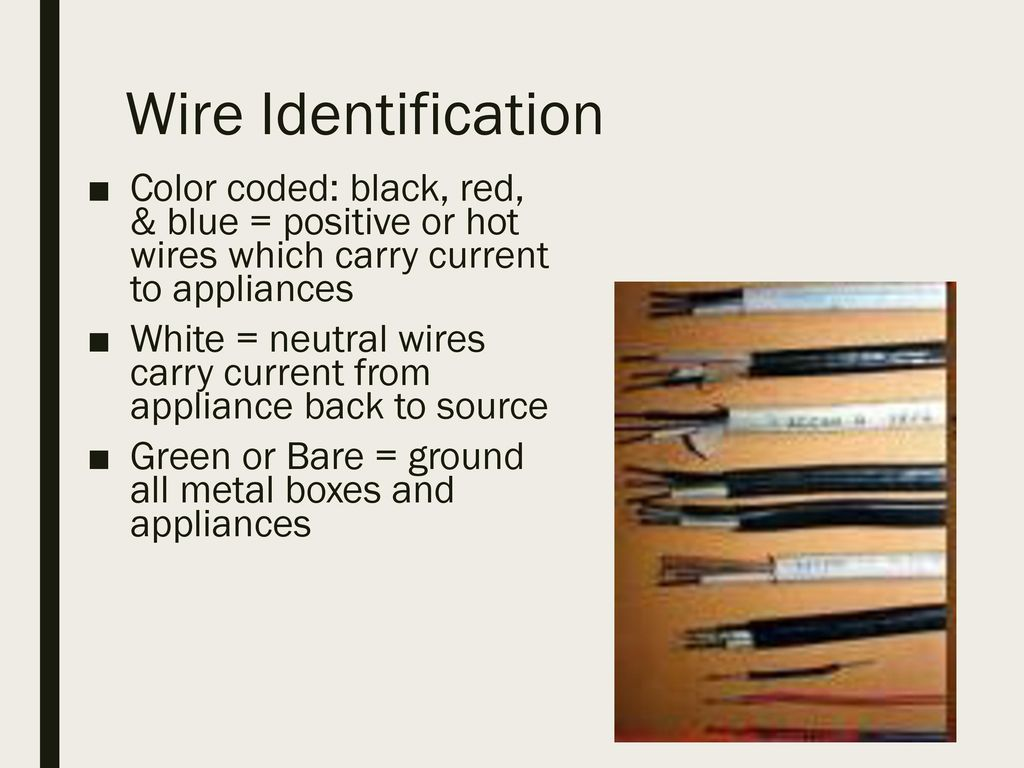Modern Which Color Is Neutral Wire Model - Electrical and Wiring ...