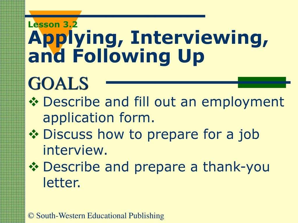 Chapter 3 Getting the Job - ppt download on job letter, job openings, job payment receipt, cv form, job advertisement, cover letter form, job search, job applications you can print, job applications online, employee benefits form, job requirements, job vacancy, job resume, job opportunity, agreement form, contact form,
