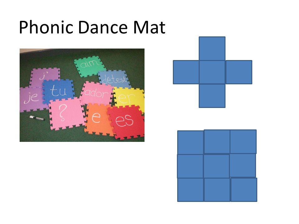 Phonic Dance Mat