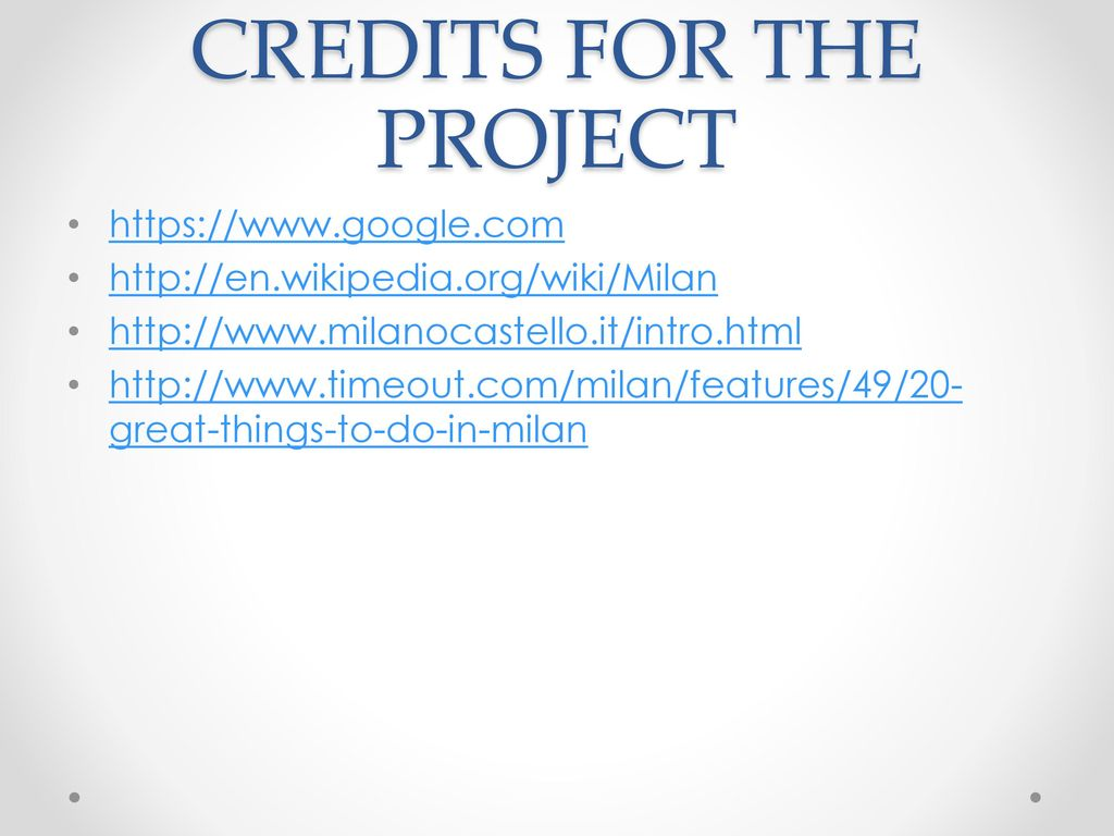 MILAN By: MALACHI BELL A POWERPOINT 2010 PRODUCTION 10/22