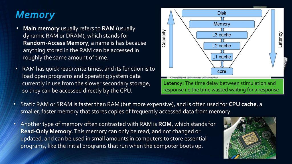 Edexcel GCSE Computer Science Topic 15 - The Processor (CPU
