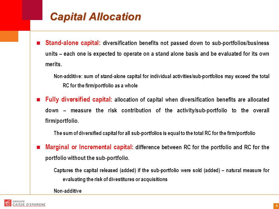 Capital Allocation